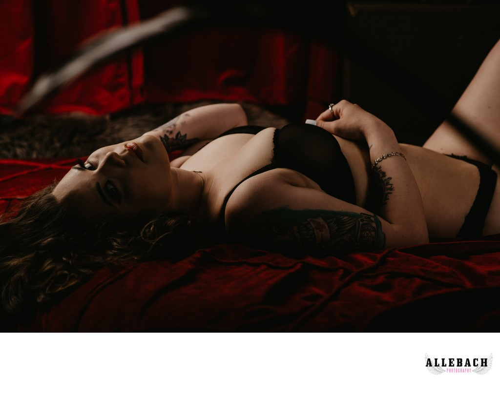 Top 5 Philadelphia Boudoir Photographers
