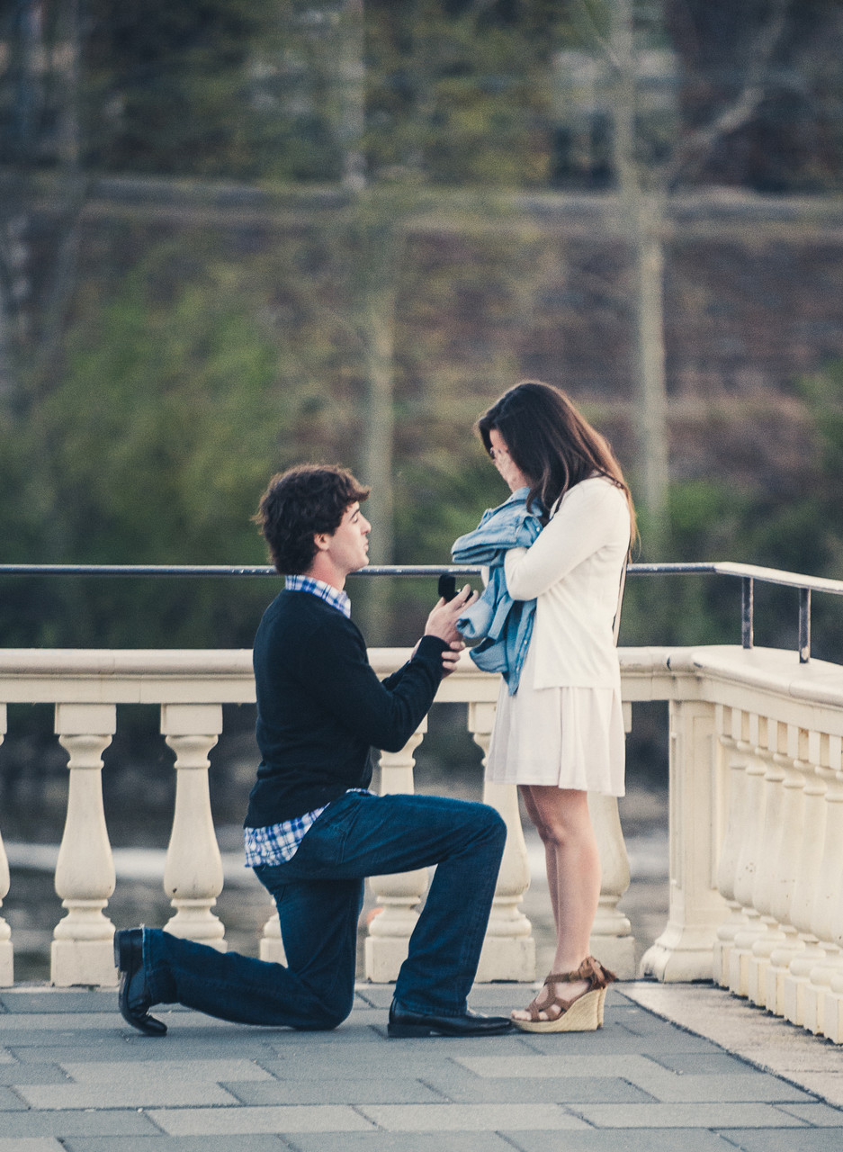 Philadelphia Proposal Photography