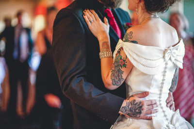 Tattooed Brides Dance