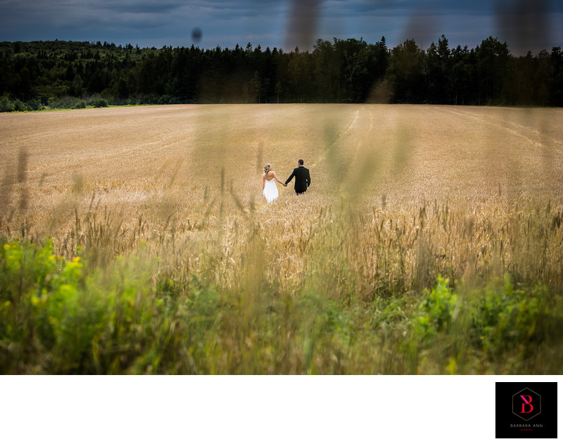 culinary institute wedding PEI based photographer 1