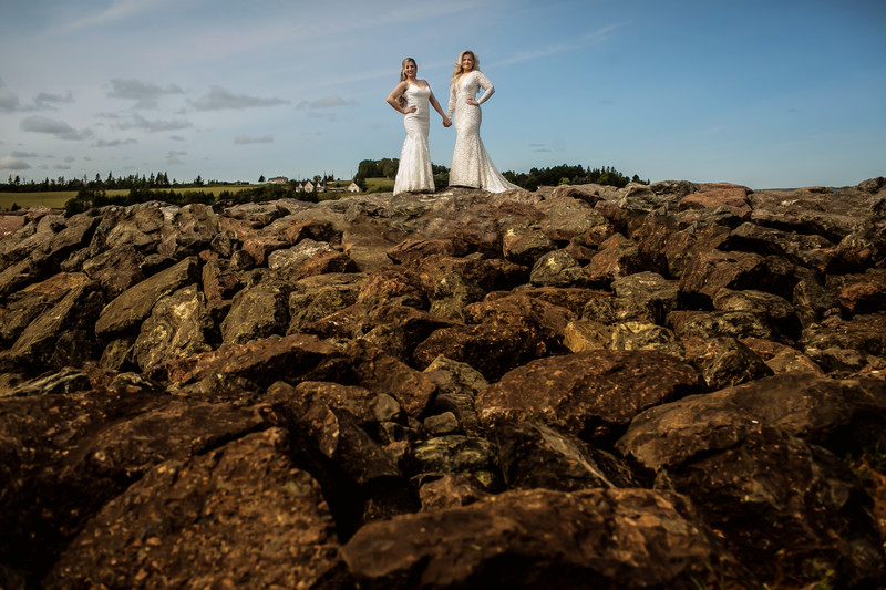 Pei shipyards same sex wedding Summerside 1