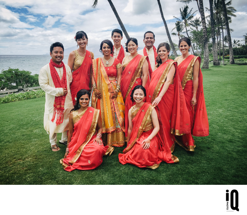 Indian Wedding in Maui