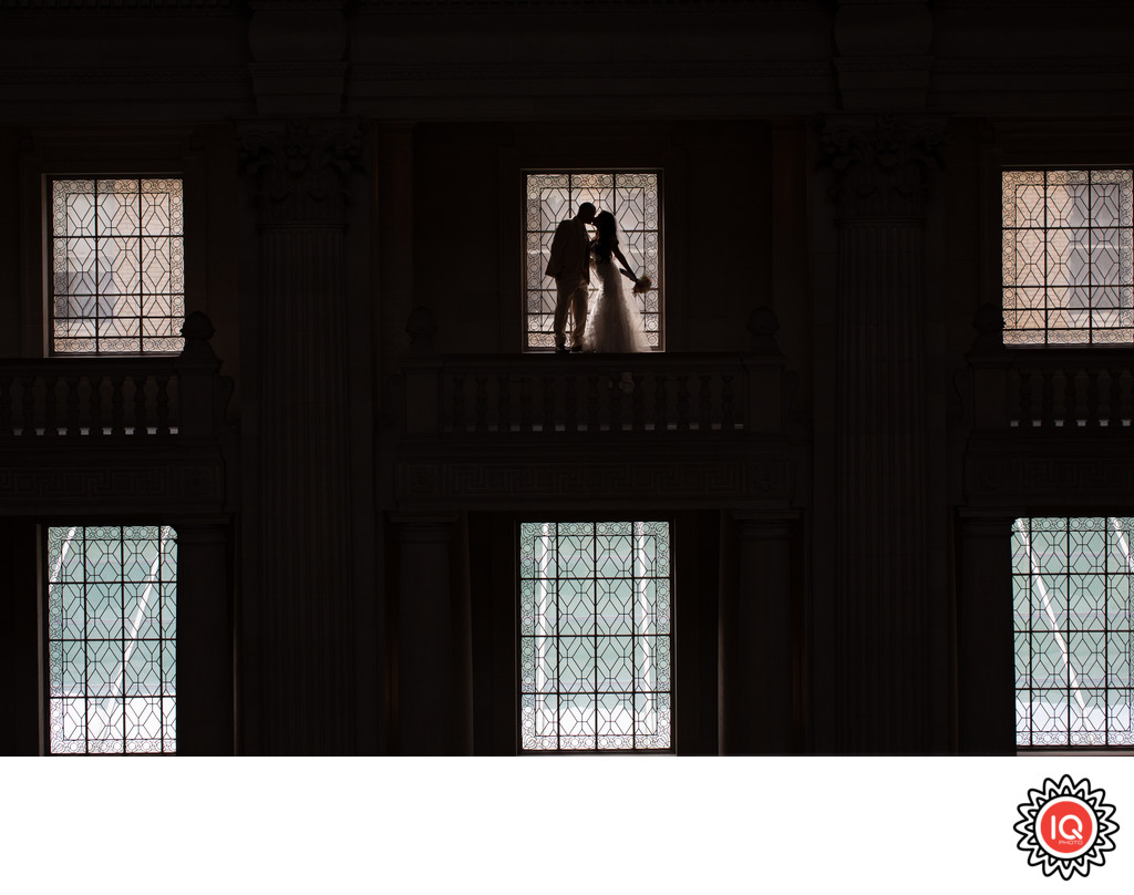 SF City Hall Windows