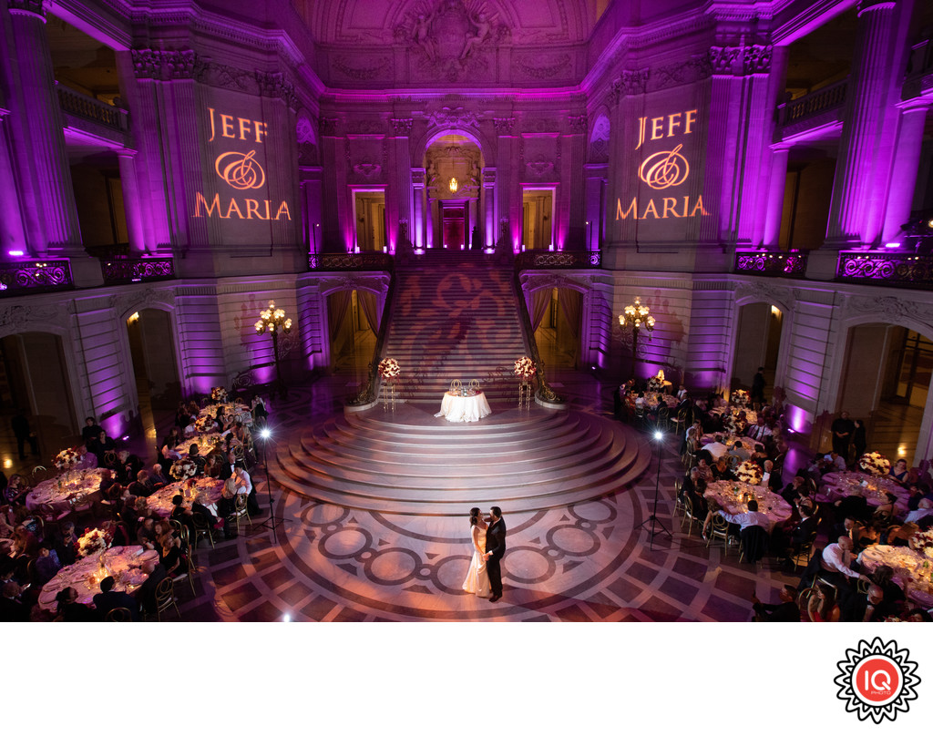 First Dance y at SF City Hall