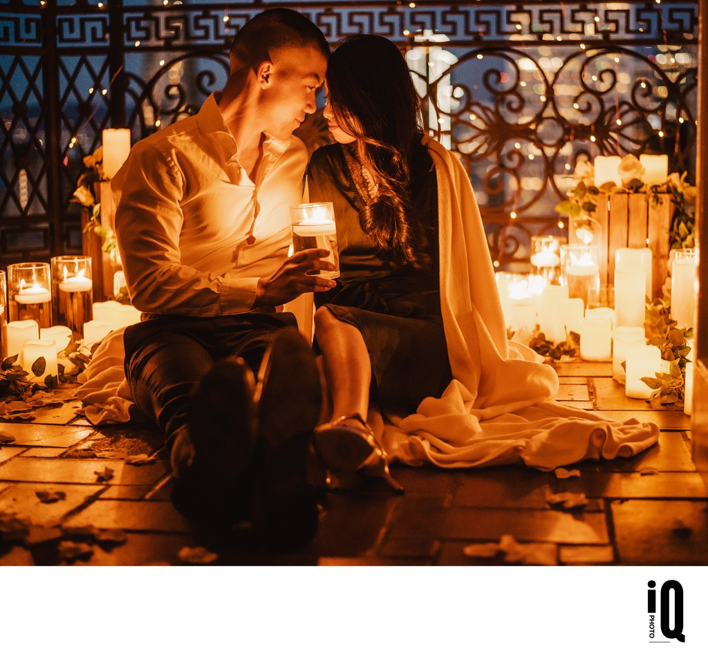candle-lit-engagement-session