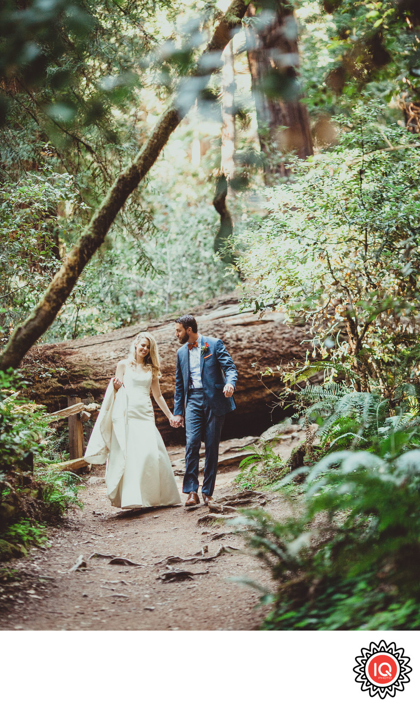 Muir Woods Couple