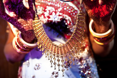 Traditional Indian Wedding Jewelry