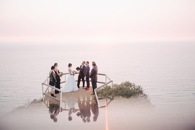 Muir Beach Ceremony