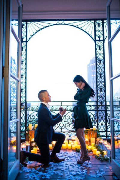 Where to propose in San Francisco