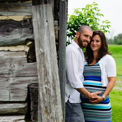Anna Epp Photography Maternity Farmhouse Portraits