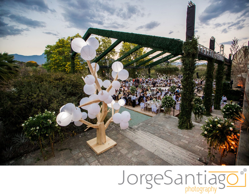 Best venues for wedding receptions in Oaxaca