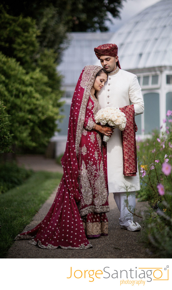 Phipps Conservatory Pakistani Wedding Photos