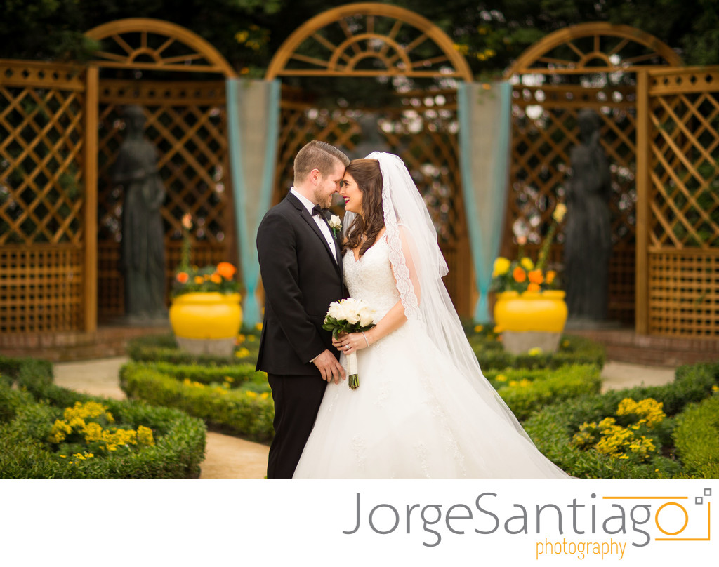 Phipps Conservatory Wedding Ceremonies