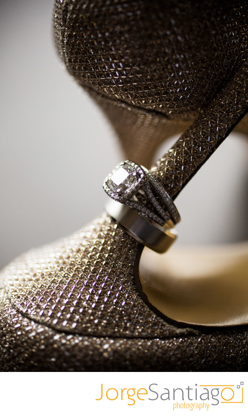 South Asian Wedding Details Rings