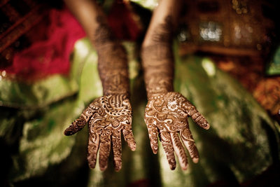 Mehendi Night Indian wedding traditions
