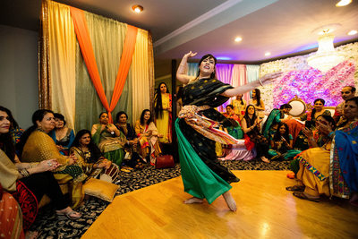 Mehendi Night Performances ideas