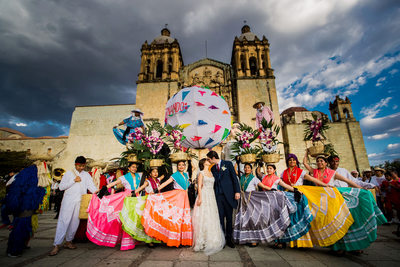 Mexico Wedding Traditions: La Calenda de Bodas