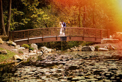 Pittsburgh Botanic Garden Best Wedding Photos