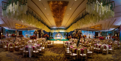 Indian Wedding Reception at The Westin Convention Center