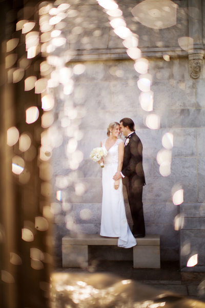 Mellon Park Pittsburgh Wedding Photos